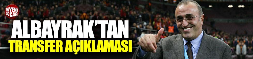 Abdürrahim Albayrak'tan transfer açıklaması