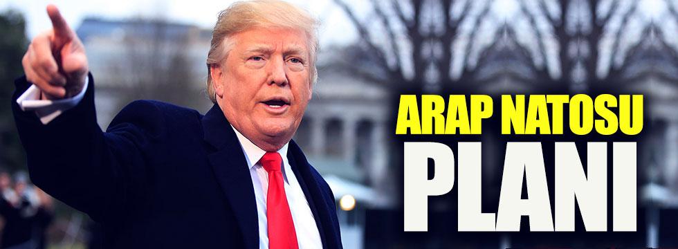 Trump'tan 'Arap Natosu' planı