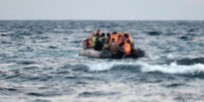 FETÖ şüphelilerini taşıyan bot battı