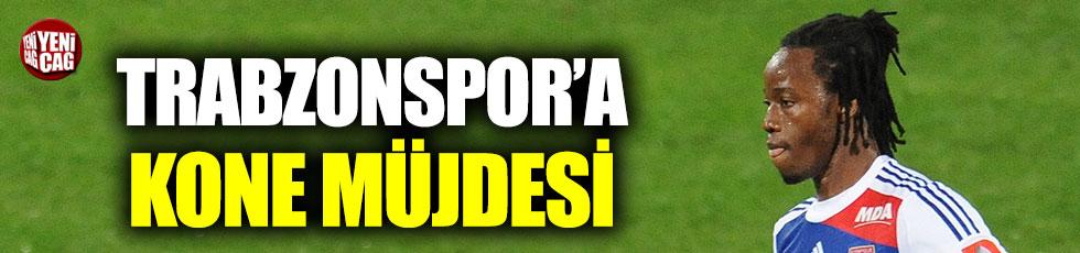 Trabzonspor'a Kone müjdesi