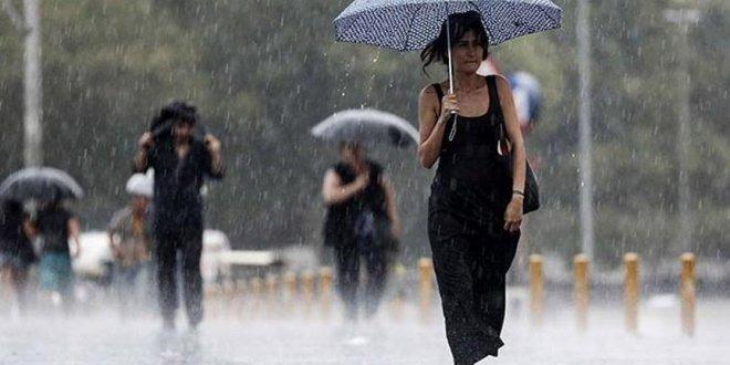 Meteoroloji'den İstanbul'a 'pazar' uyarısı