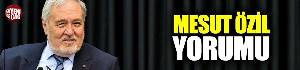 İlber Ortaylı'da Mesut Özil yorumu