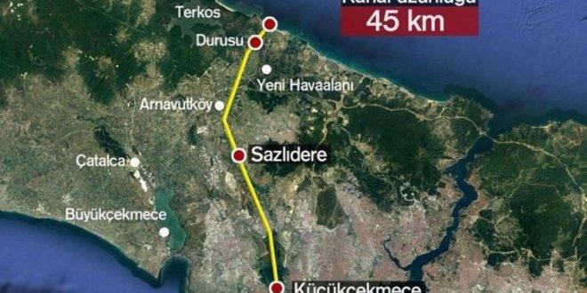 Kanal İstanbul'da büyük risk