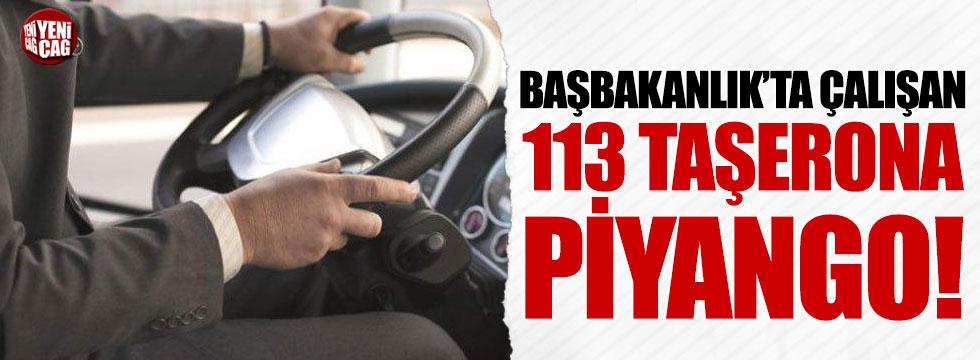 113 taşeron şoför için özel düzenleme