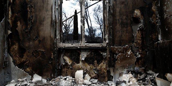 Yunanistan'daki yangınla ilgili önemli iddia