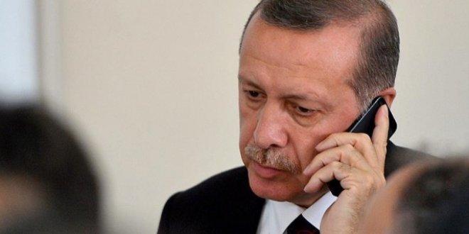 Erdoğan Ahed Tamimi'yle görüştü