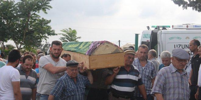 Tren kazasının son kurbanı toprağa verildi
