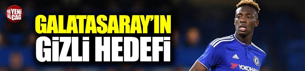 Galatasaray'ın gizli hedefi