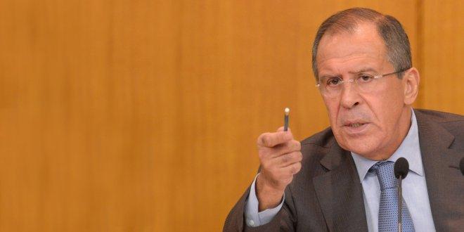 Lavrov: ABD'nin tavrı çatışma riski barındırıyor