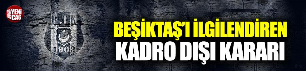 Beşiktaş'ın ilgilendiği Mignolet kadro dışı