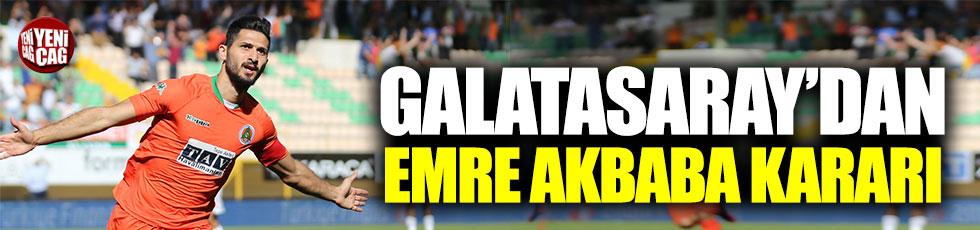 Emre Akbaba transferinde önemli gelişme