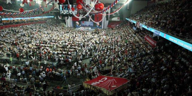 CHP'de kritik gün perşembe