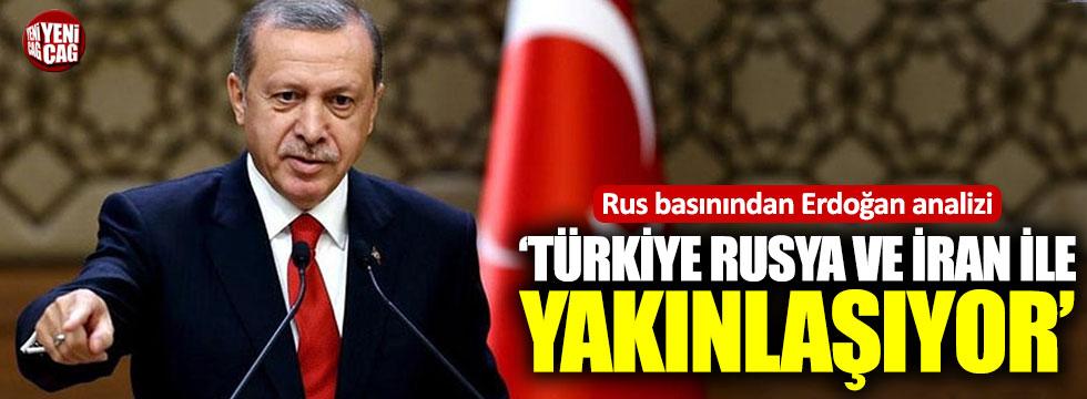 Türkiye, Rusya ve İran'a yakınlaşıyor