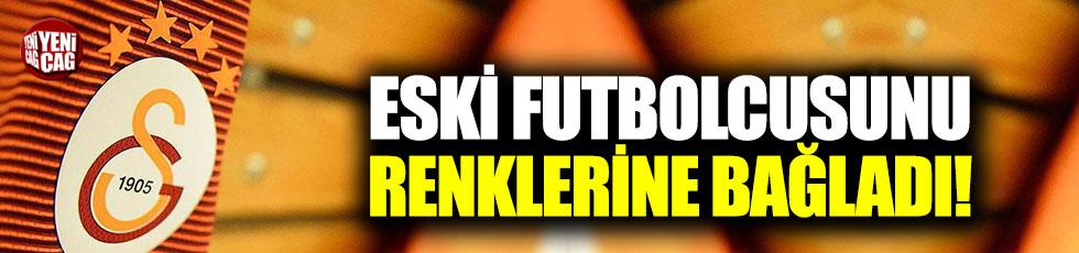 Galatasaray eski futbolcusunu renklerine bağladı