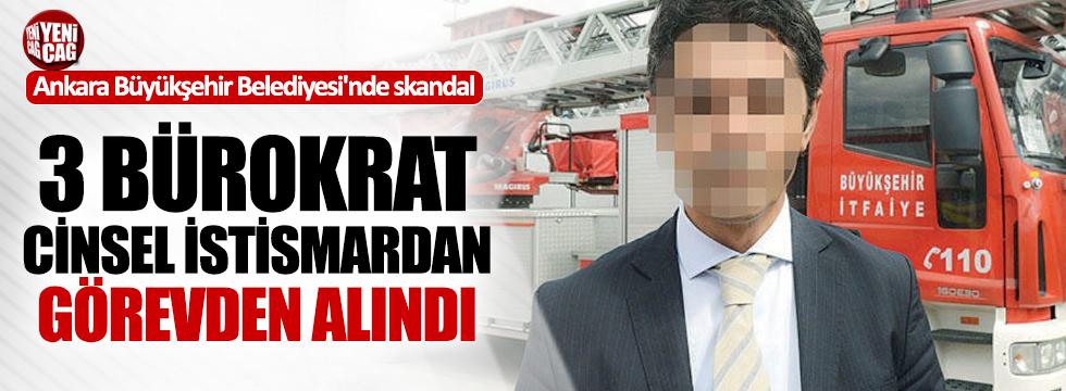Ankara'da cinsel istismar skandalı