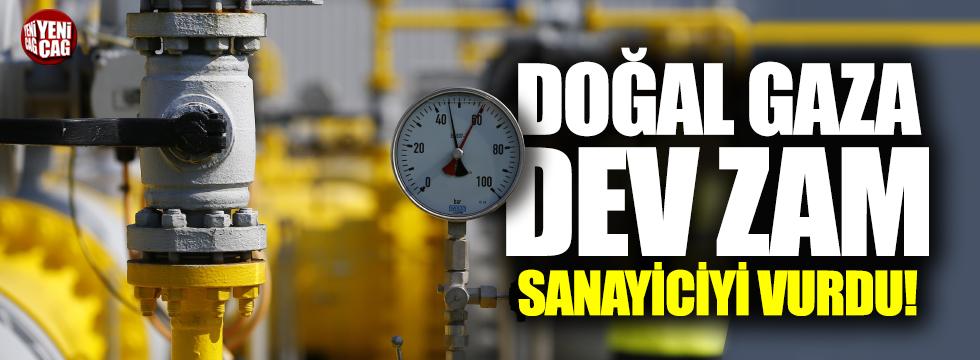 İSO Başkanı'ndan doğal gaz zammına tepki