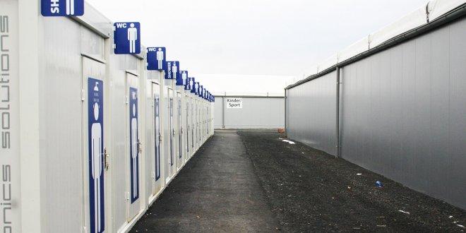 Avrupa'nın ortasında 'toplama kampı'
