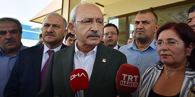 Kılıçdaroğlu'ndan başsağlığı açıklaması