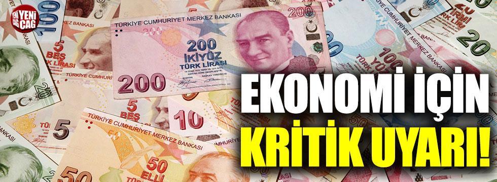 CHP'den ekonomi için kritik uyarı!