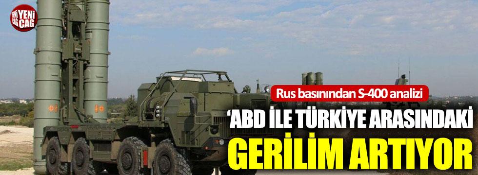 'ABD ile Türkiye arasındaki cepheleşme artıyor'