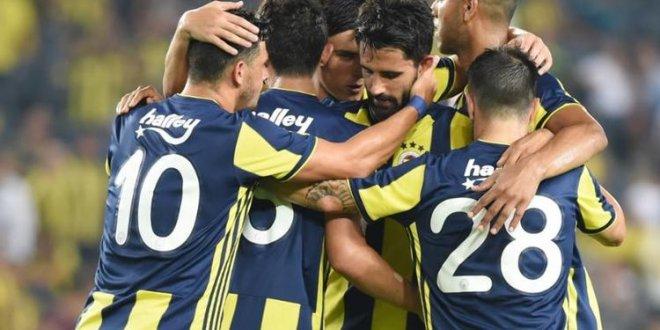 Fenerbahçe Potuk'la güldü