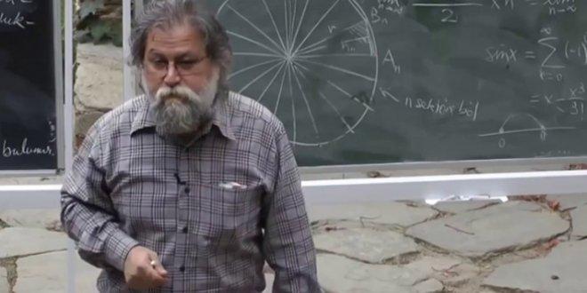 'Matematik eğitiminin Nobeli'nin sahibi Ali Nesin