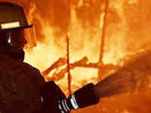 Ahşap binada çıkan yangın can aldı