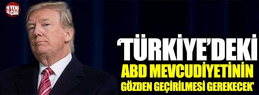 """CHP'li Öztürk Yılmaz: """"Türkiye'deki ABD mevcudiyetinin gözden..."""""""