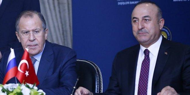 """Lavrov: """"Türkiye ile Vize sürecini basitleştireceğiz"""""""