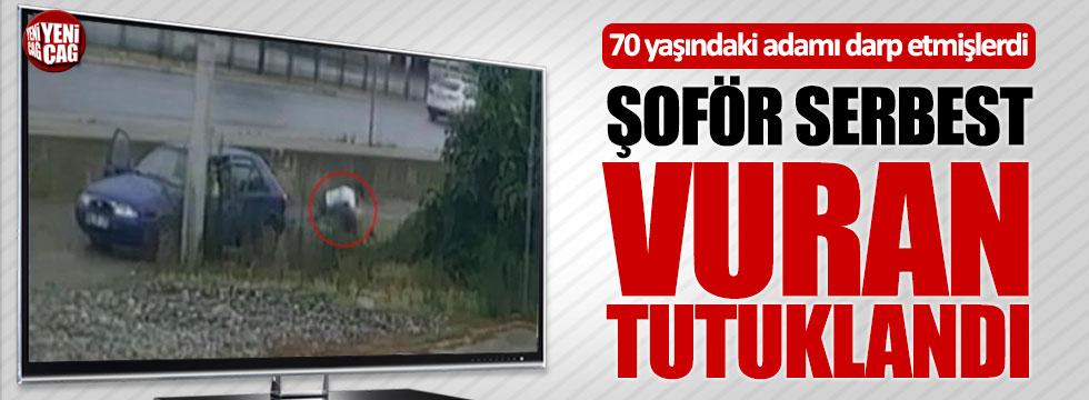 Samsun'da 70 yaşındaki Yılmaz'ı darp eden şahıs tutuklandı