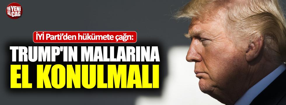 İYİ Parti'den, hükümete 'Yaptırım' çağrısı