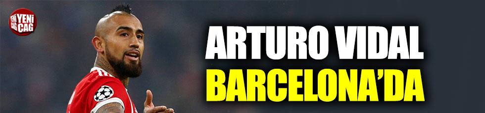 Arturo Vidal Barcelona'da