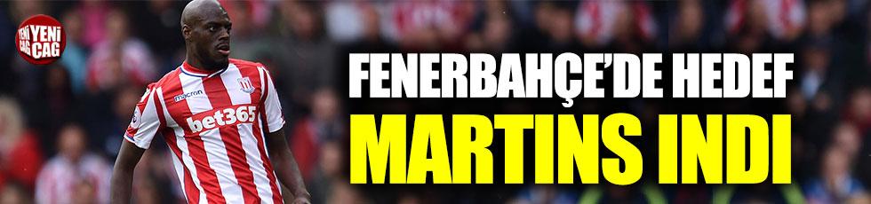 Fenerbahçe'de hedef Martins Indi