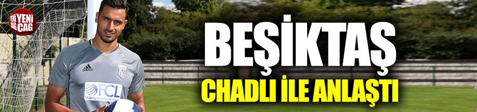 Beşiktaş Chadli ile anlaştı
