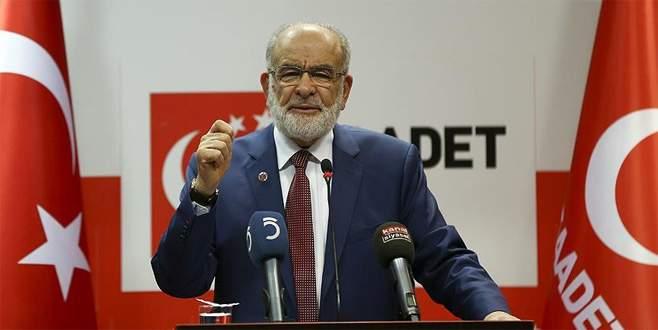 Saadet Partisi kongreyi erteledi