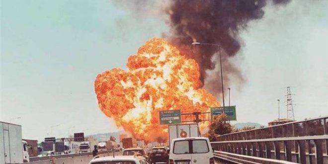 İtalya'da büyük patlama