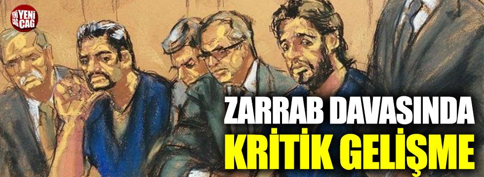 Zarrab davasında kritik gelişme