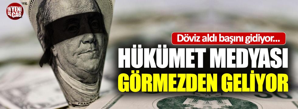 """Reuters: """"Türk medyası döviz krizine değinmedi"""""""