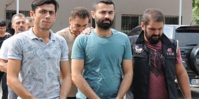 Tekirdağ'da PKK şüphelisine gözaltı