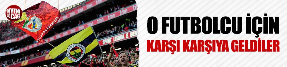 Benfica ve Fenerbahçe o transfer için karşı karşıya...