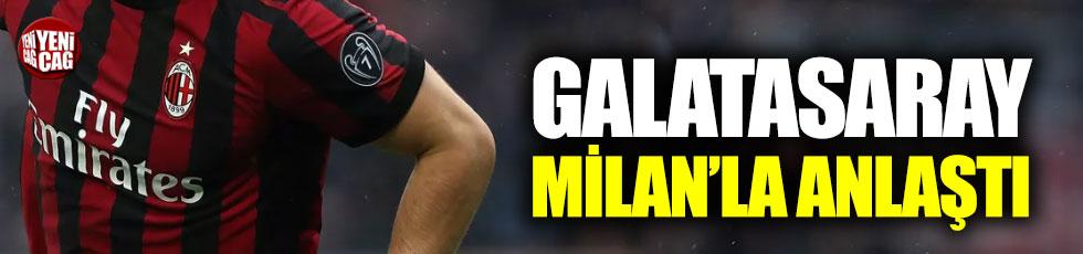 Galatasaray, Andre Silva için Milan ile anlaştı