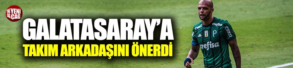Melo, Galatasaray'a takım arkadaşını önerdi