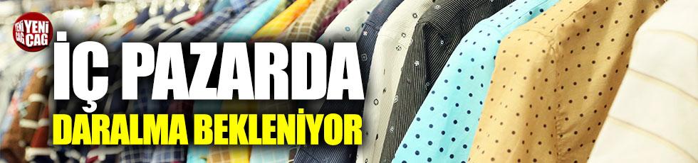 Tekstil sektöründe daralma beklentisi