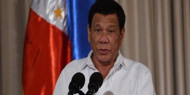 Filipinler Devlet Başkanı'ndan polise ölüm tehdidi