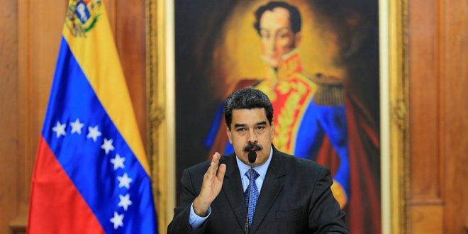 Maduro'dan muhalefete bombalı saldırı suçlaması