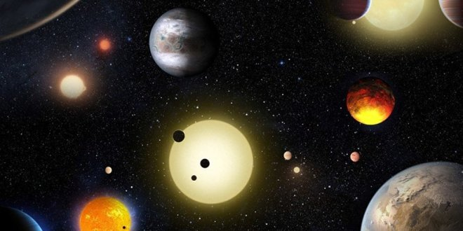 44 yeni öte-gezegen keşfedildi