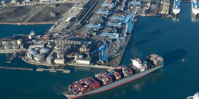 Kocaeli'de limanda uyuşturucu operasyonu