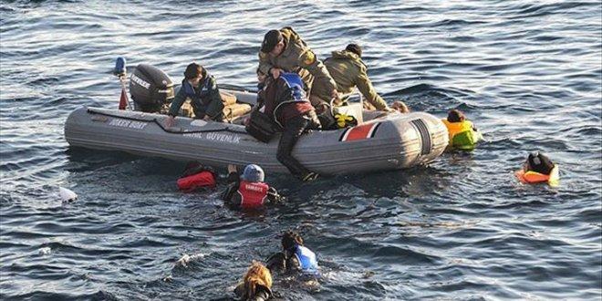 Kuşadası'nda tekne faciası