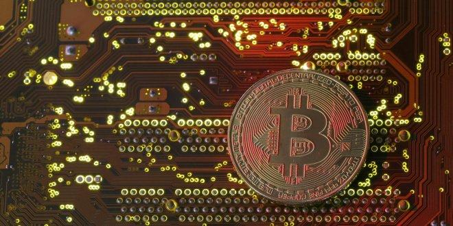 Bitcoin'de büyük çöküş