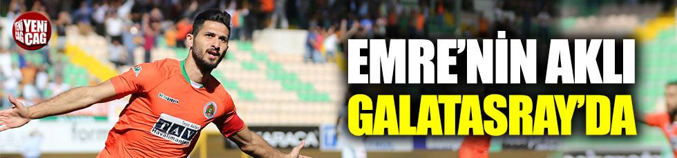 Emre Akbaba'nın aklı Galatasaray'da